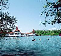 Teilansicht Hévízer See