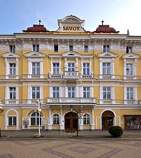 4-Sterne-Hotel Savoy Franzensbad