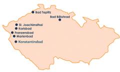 Klick zu Kurreisen nach Tschechien (Übersicht)