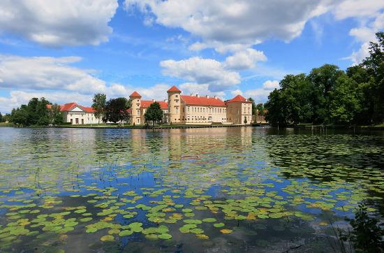 Rheinsberger Schloss am Rheinsberger See
