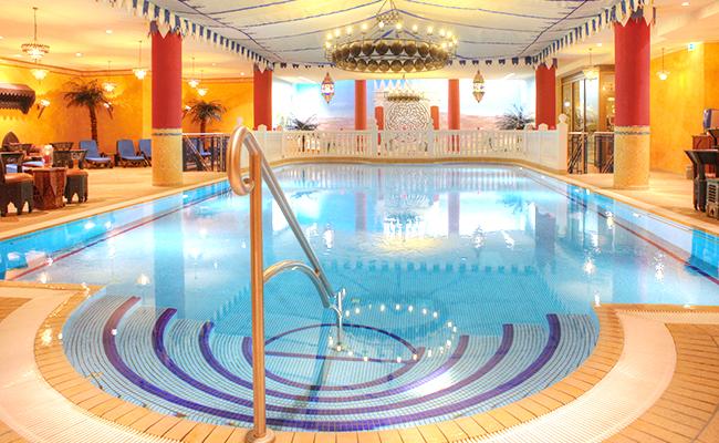 Wekllness-Oase im Ringhotel Ostseehotel Ahlbeck