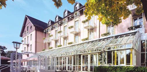 Relexa Hotel Bad Steben Kurreisen Berlin De