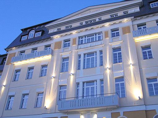 The Spa Kur Hotel Harvey
