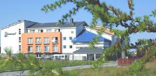Kurhaus Diament Spa Grzybowo