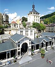Kolonnade Karlovy Vary